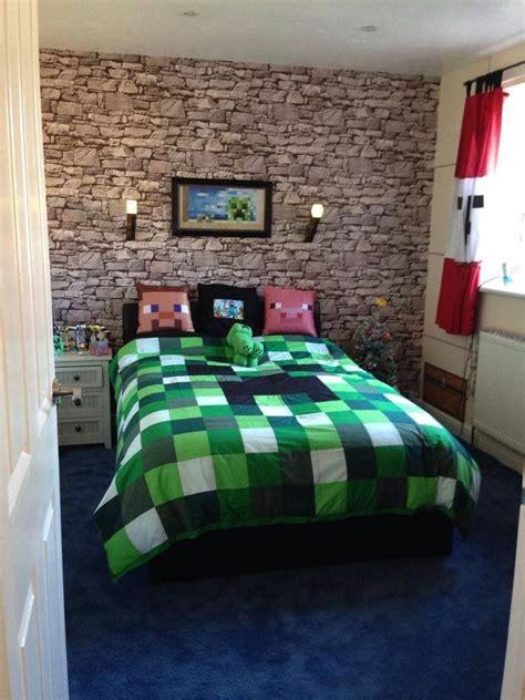 pin  heather starmer  diy minecraft bedroom decor