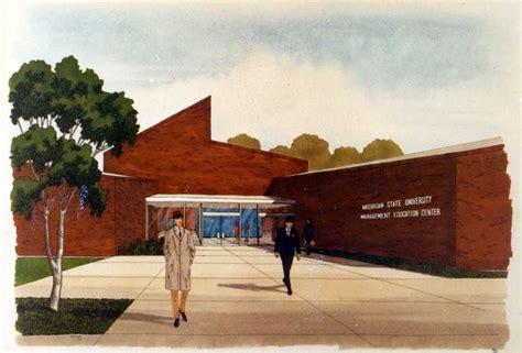 management education center eli broad college