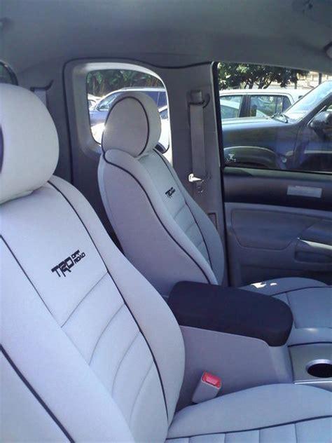 Oem Trd Seat Covers V Wet Okole  Tacoma World