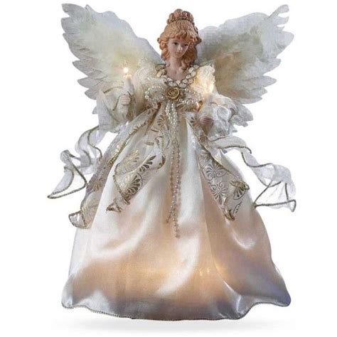 ideas  angel christmas tree topper  pinterest