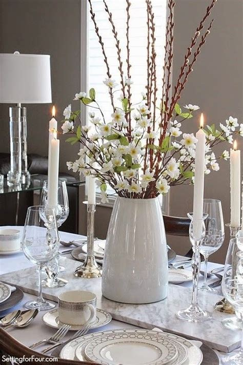 dinner table centerpiece ideas 1275 best images about flower arrangements on pinterest