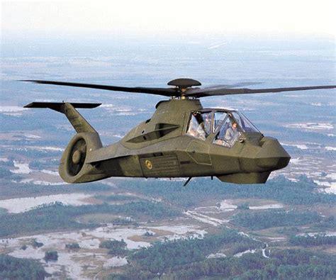 Boeing / Sikorsky Rah-66 Comanche Reconnaissance / Light