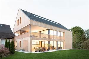 Einfamilienhaus In Zweifamilienhaus Umbauen : zfh frauenfeld architekturb ro skizzenrolle ~ Lizthompson.info Haus und Dekorationen