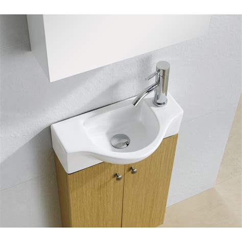 Bathroom Sink Fixtures by Fixtures 17 6 Quot Modern Vitreous D Shaped Wall Hung