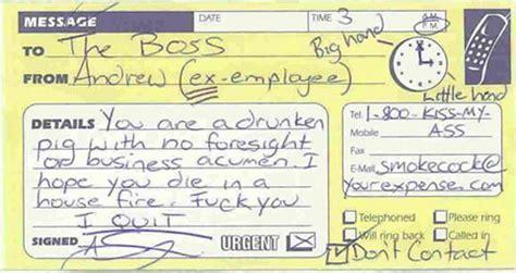 Funny Resignation Letter Generator | a yahoo resignation let