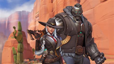 Ashe Finally Gives Overwatch Another Core Dps Kotaku