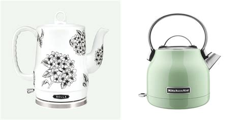 electric tea kettle kettles stainless steel water glass