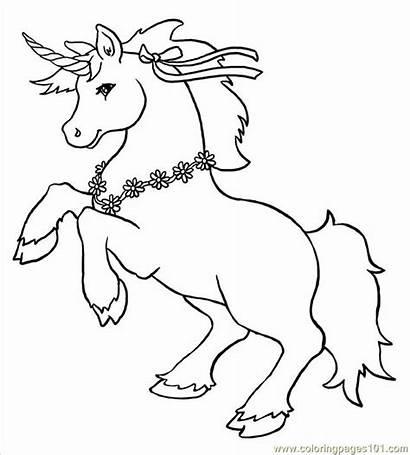 Unicorn Coloring Pages Coloringpages101