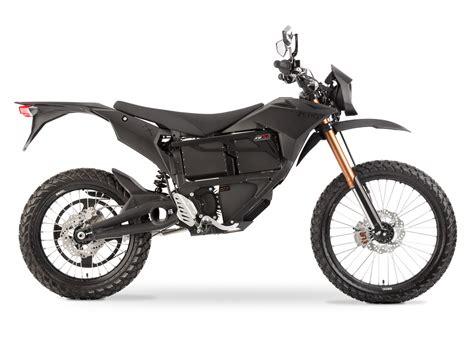 2013 Zero Fx All-new Electric Bike Pricing