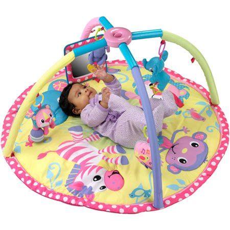 infantino play mat infantino baby animals twist f walmart