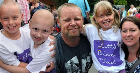 rebecca henderson billingham brave billingham youngster supports friend fighting rare