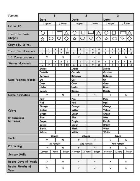 assesment on preschool assessment assessment 812 | 991e9c7b01f4a7ce941c6e4c23637e24