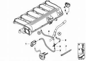 Original Parts For E60 535d M57n Sedan    Engine   Intake