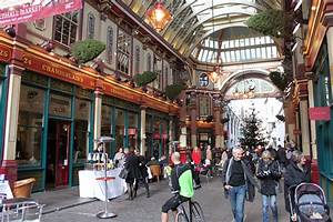 Shopping London Guide In Easy English