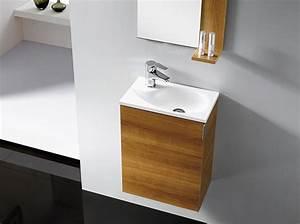 Waschbecken Mit Unterschrank 40 Cm Breit : badm bel set g ste wc oporto 42cm inkl waschbecken spiegel g nstig ~ Orissabook.com Haus und Dekorationen