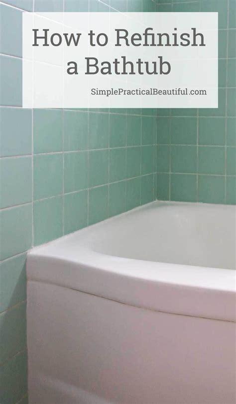 experience refinishing  bathtub  rust oleum tub