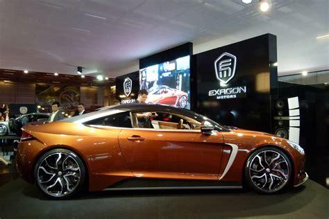 EXAGON Furtive e-GT - Mondial de l'Automobile 2012 ...