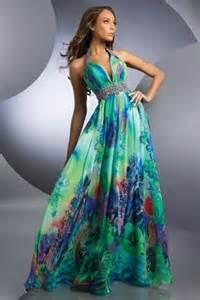 tropical dresses for wedding tropical bridesmaids formal dresses shimmer 59215 tropical garden print carli 39 s
