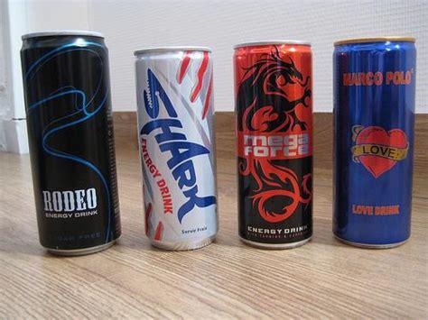 Enerģijas dzērieni - Spoki