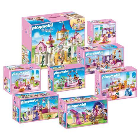 playmobile cuisine château princesse playmobil des heures d 39 amusement