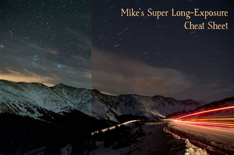 night photography blog mikes super long exposure cheat