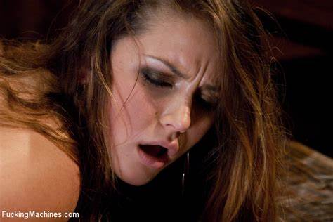 Perverted Lifter Use Rammed Machine Drilled Machines Allie Haze