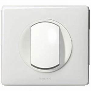 Bouton Poussoir Legrand Celiane : bouton poussoir legrand c liane complet blanc ~ Edinachiropracticcenter.com Idées de Décoration