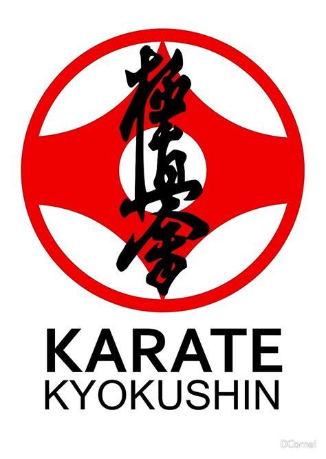 throw pillows quot kyokushin karate kanji and symbol quot by dcornel redbubble