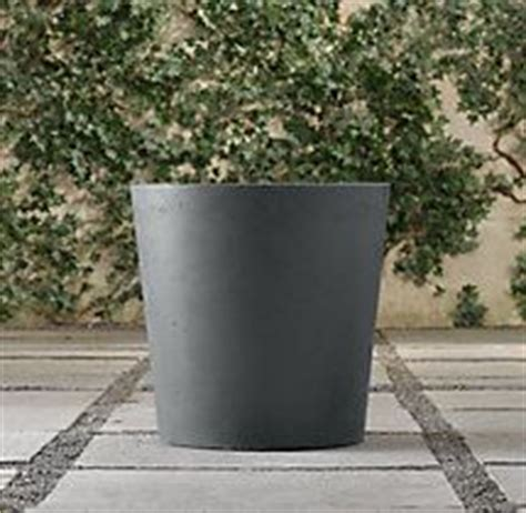 Weathered Cast Planters by Weathered Cast Cube Planters Weathered Cast