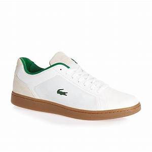 Lacoste Endliner Spm Shoes - White | Free UK Delivery* on ...