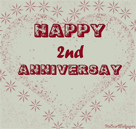 2nd Wedding Anniversary Animations Download