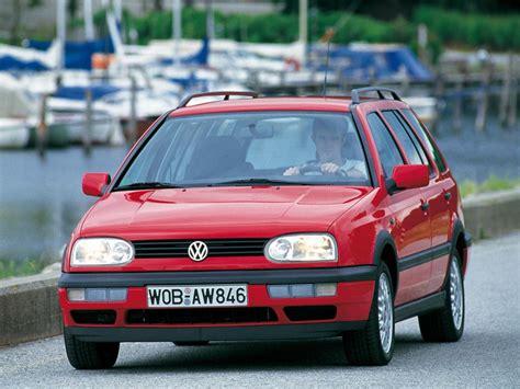 1993 Volkswagen Golf Iii 1hx Pictures Information And