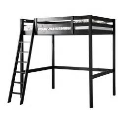 Ikea Bunk Bed With Desk Instructions by Stor 197 Loft Bed Frame Ikea