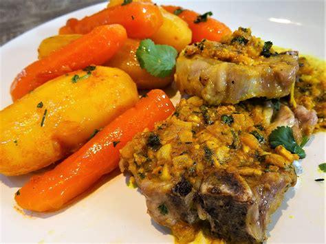 cuisiner lapin au four côtes d 39 agneau au citron confit sur plat crisp la recette facile par toqués 2 cuisine