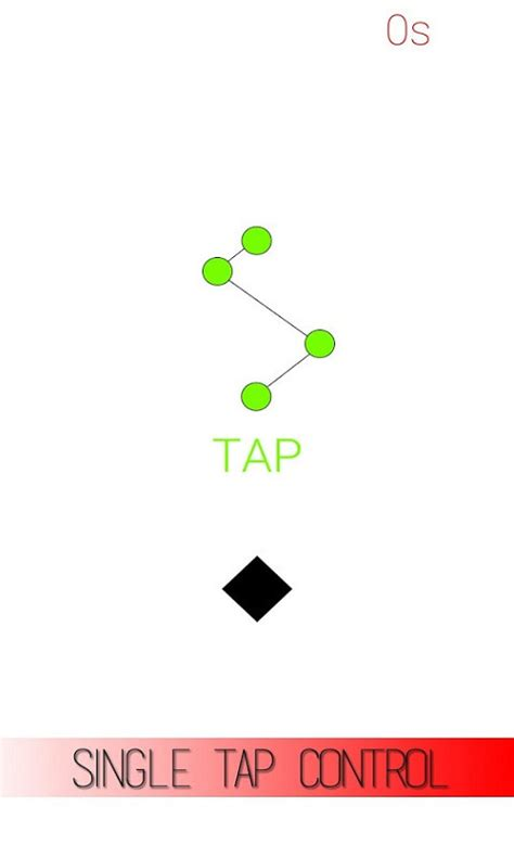 zigzag line speed android game