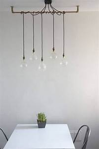 Cool diy pendant light suspension cord photos best