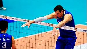 Top 10 MONSTER Blocks of All Time | Volleyball - YouTube
