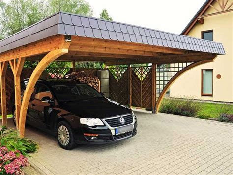25+ Best Ideas About Carport Aus Holz On Pinterest Holz