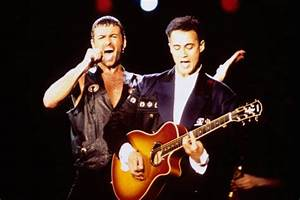 George Michael Hints At Wham! Reunion With Andrew Ridgeley ...