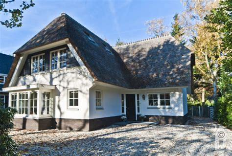 Rieten Huis by Gorate Ruim Onder Het Riet Eigenhuisbouwen Nl