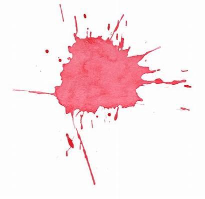 Watercolor Splash Transparent Splatter Getdrawings Onlygfx Px