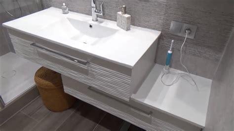 meuble d 233 cal 233 dans une salle de bains moderne et design atlantic bain