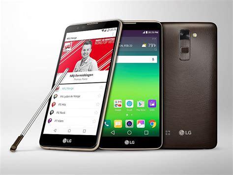 LG Stylus 2 Variant With DAB+ for Digital Radio ...