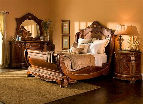 different hton court 4 pc king bedroom set bedroom