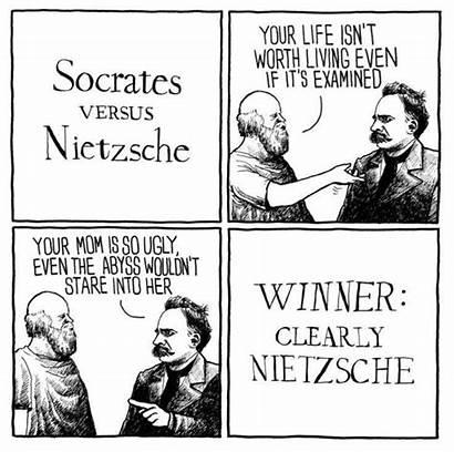 Socrates Nietzsche Memes