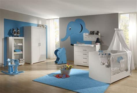 chambres mortuaires deco chambre bebe garcon gris et bleu