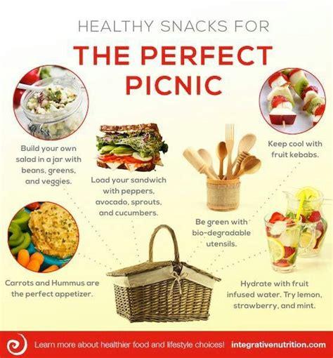 picnic snacks the perfect picnic picnics pinterest