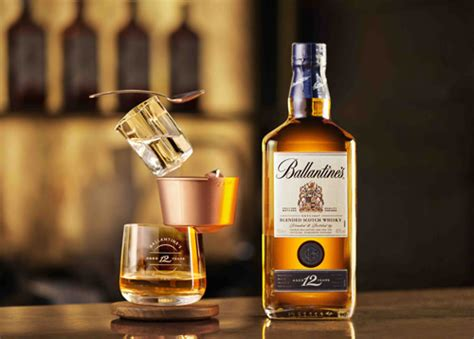 scotch whisky ballantine 39 s 12 luxury whisky