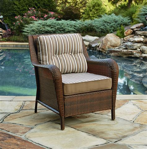 ty pennington patio furniture cushions ty pennington style mayfield replacement patio seating