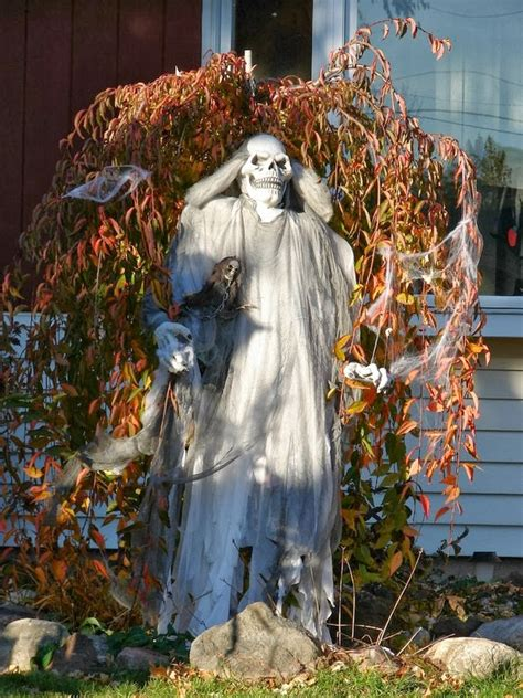 creepy halloween decorations ideas decoration love